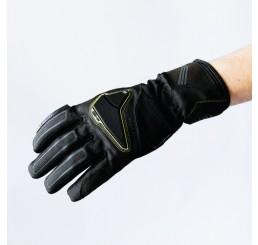 Rękawice Skórzane Ozone Touring Wp Black
