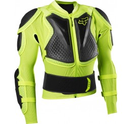 ZBROJA BUZER FOX TITAN SPORT YELLOW