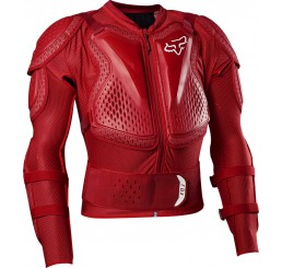 ZBROJA BUZER FOX TITAN SPORT FLAME RED