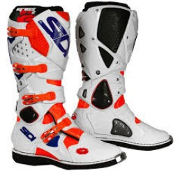 Buty SIDI Crossfire 2 Orange Fluo White-Blue
