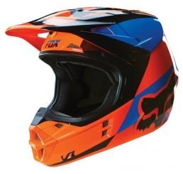 KASK FOX V-1 MAKO Orange