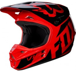 KASK FOX V-1 RACE RED