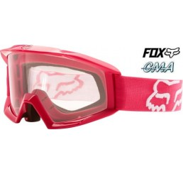FOX GOGLE DZIECIĘCE JUNIOR MAIN HOT PINK