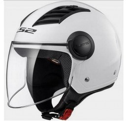 KASK LS2 OF562 AIRFLOW WHITE